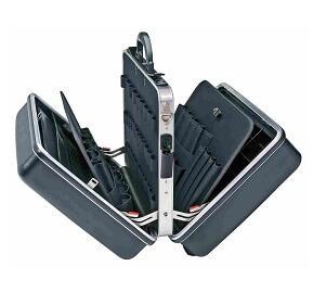 Caja de herramientas vac a con ruedas knipex big twin for Cajas de herramientas vacias