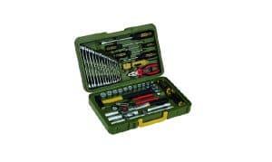 caja de herramientas con ruedas Mannesmann