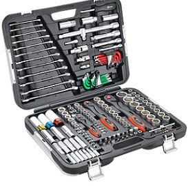 Connex COXBOH600160, caja-de-herramientas-Connex-COXBOH600160, maletin de herramientas Connex-COXBOH600160, caja heramientas completa