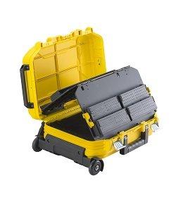 caja-de-herramientas-vacia-stanley-fatmax, stanley fatmax, caja de herramientas stanley