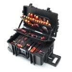 5 Cajas de herramientas para electricistas