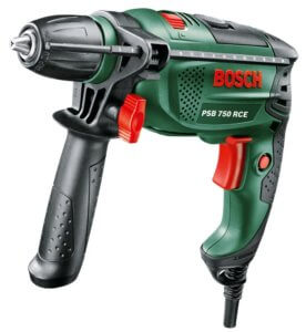 Bosch-PSB-750-RCE, black friday